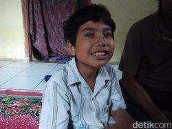 Bocah Bandung Bersuara 'Terompet' Usai Peluit Tertelan