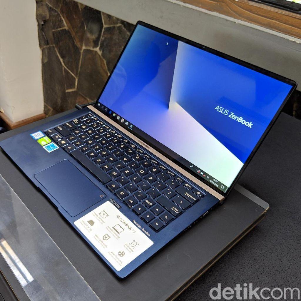 Tiga Laptop Tipis Asus Segera Meluncur di Indonesia