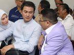 Ekspresi Sedih Caleg PAN Mandala Shoji Usai Divonis 3 Bulan Penjara