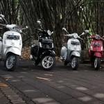 Touring Bali-Bromo Tanpa Pegal dengan Skuter Vespa
