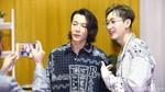 Leeteuk dan Kangin 'SuJu' Bikin Heboh Korea Festival Jakarta