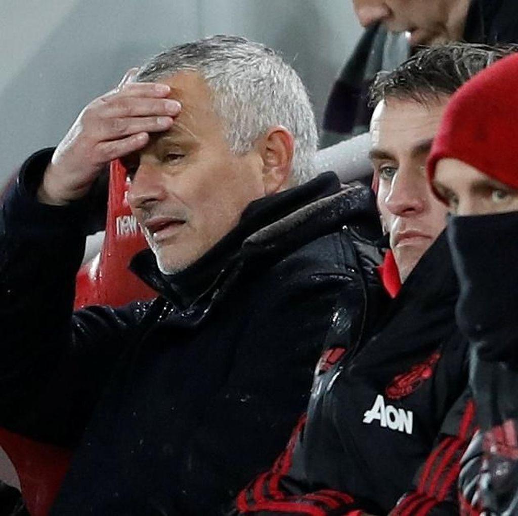 Situs MU Crash Usai Jose Mourinho Dipecat