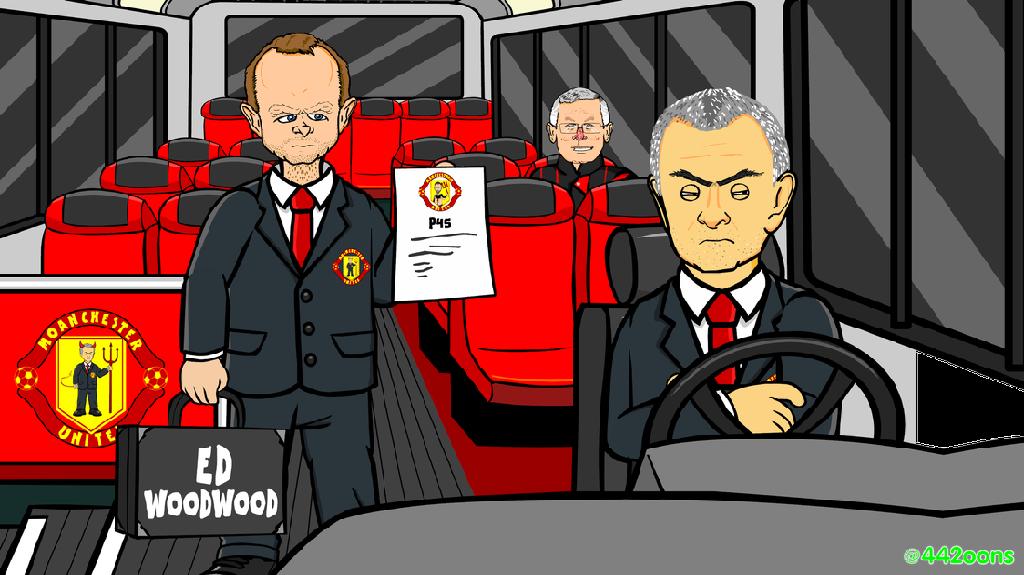 Mourinho Dipecat, Meme Kocak Langsung Melesat