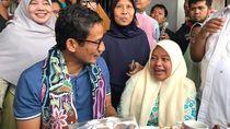 Sandiaga Uno Bertemu Mantan Pengasuh Anaknya di Banjarnegara