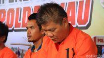 Warga Negara Malaysia Ketangkap Bawa Sabu 2 Kg di Riau