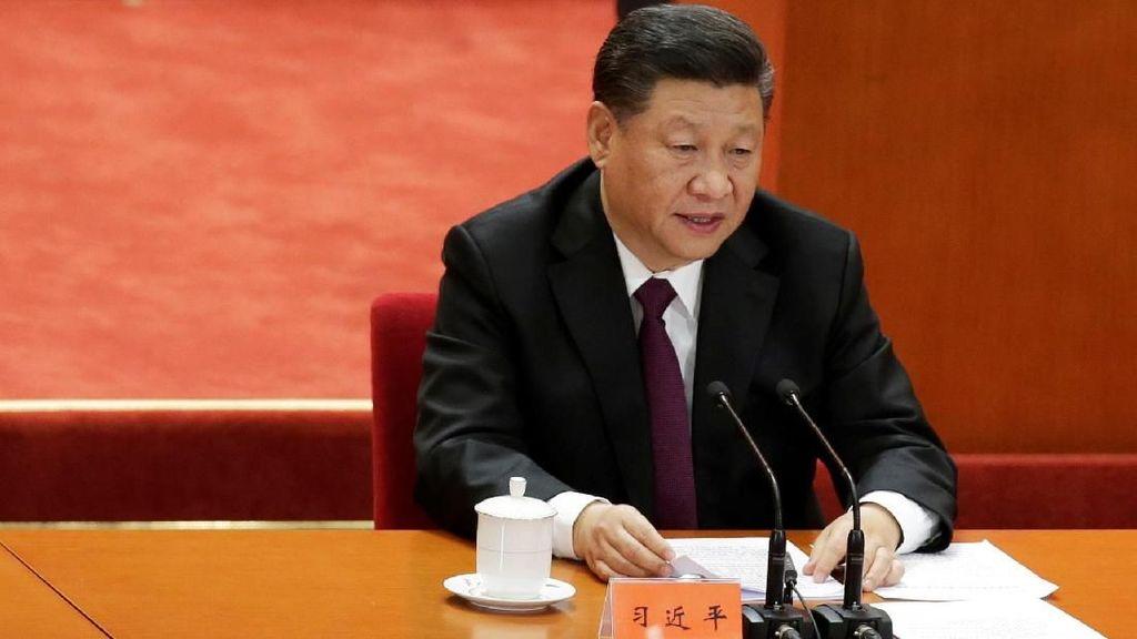 Xi Jinping Singgung Keberhasilan China Jadi Raksasa Ekonomi Dunia