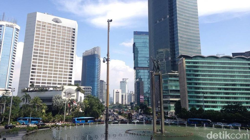 Gelar Festival HUT DKI Besok, Jalan Sekitar Bundaran HI Terapkan Rekayasa Lalin