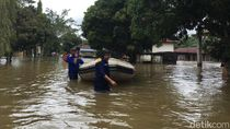 Sudah Sepekan Sekolah Libur di Riau karena Dikepung Banjir