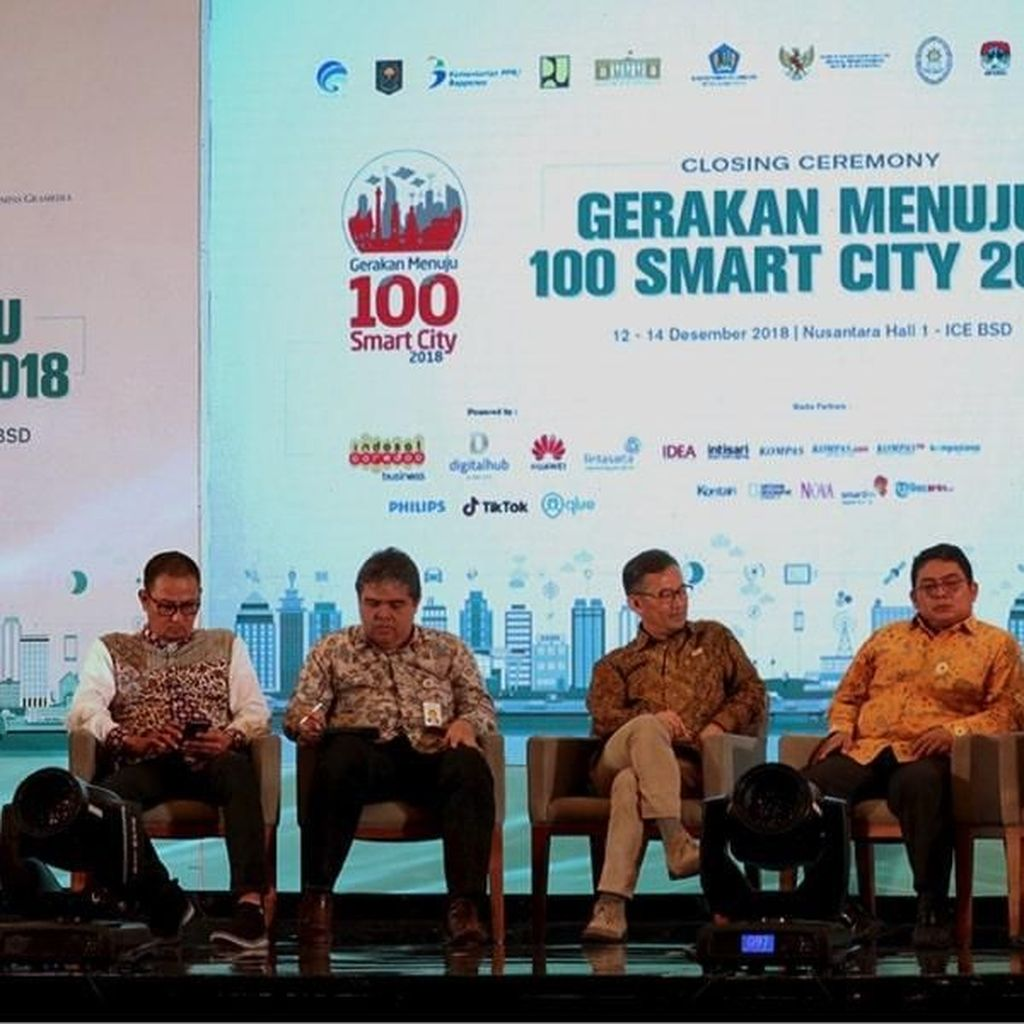 Lintasarta Smart City, Perjalanan Membangun RI hingga Diakui Global