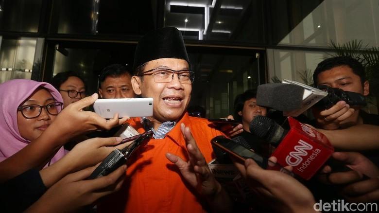 Wakil Ketua DPR Taufik Kurniawan Segera Disidang