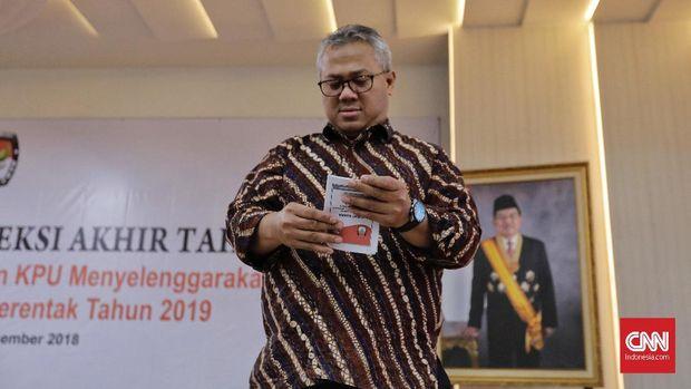 KPU Ingatkan Lagi Paslon tak Singgung Sara di Debat Capres
