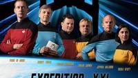 Seperti poster film Star Trek, mirip nggak? Dok. NASA