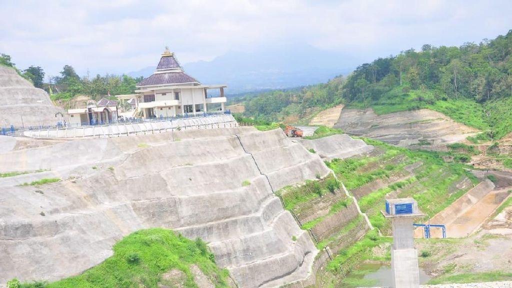 Bendungan Logung Mulai Diisi Air, Kapasitas 20 Juta Meter Kubik