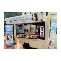 Syuting Film 'Exit', YoonA SNSD Dapat Kiriman Dua Food Truck