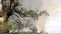 Pulau Umang di Pandeglang Kebakaran!