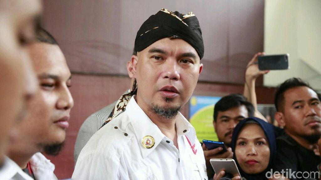 Tahap II Kasus Ahmad Dhani Belum Dilimpahkan ke Kejati, Kenapa?