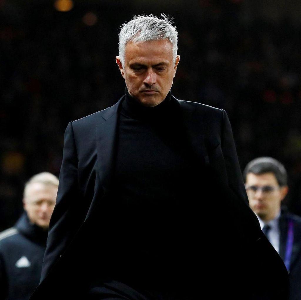 Mourinho (Memang) Tak Lagi Spesial