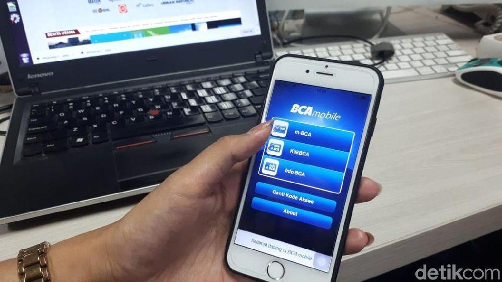 Ini Penyebab Mobile Banking BCA Eror Sejak Semalam