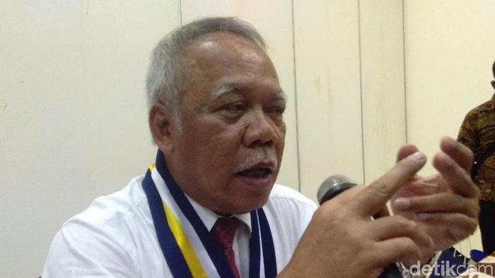 Menteri PUPR Basuki Hadimuljono. Foto: Usman Hadi/detikcom