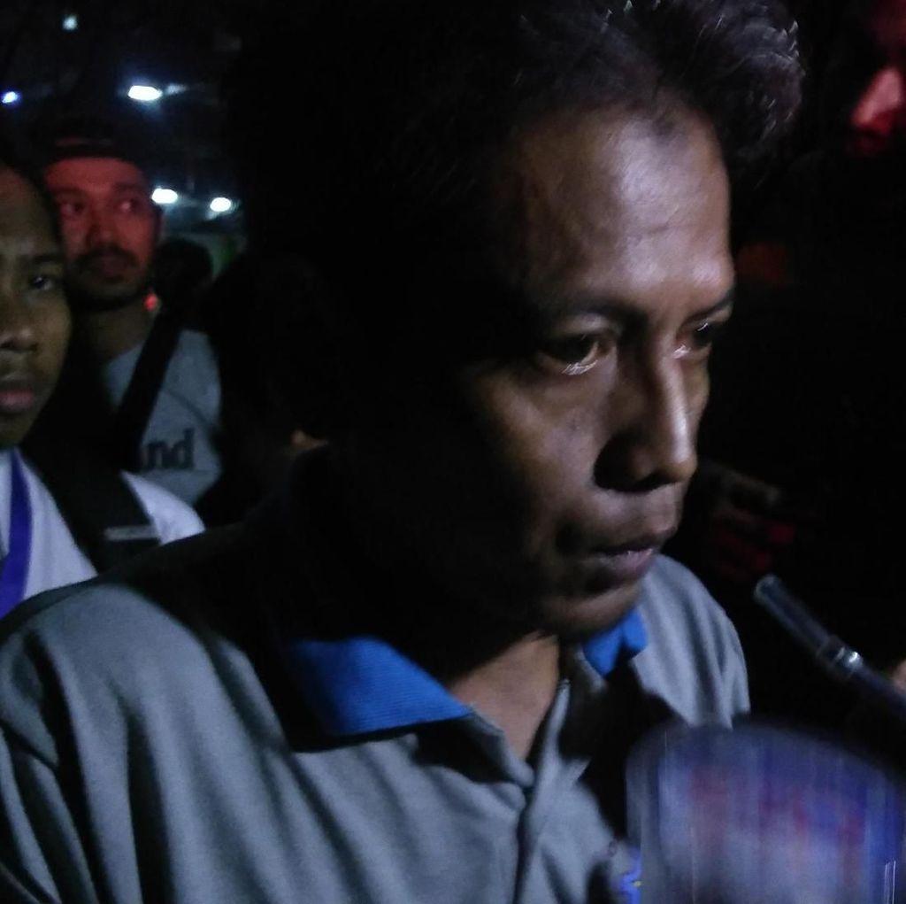 Ngeri! Saksi Mata Ungkap Detik-detik Amblesnya Jalan Gubeng