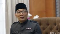 Ridwan Kamil Tanggapi Prabowo: Kalau Tamak, Gaji Besar Juga Korupsi