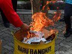 12 Ribu KTP Invalid di Banjarnegara Dimusnahkan
