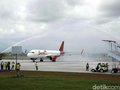 Resmi! Batik Air Terbangi Rute Baru Jakarta-Banyuwangi