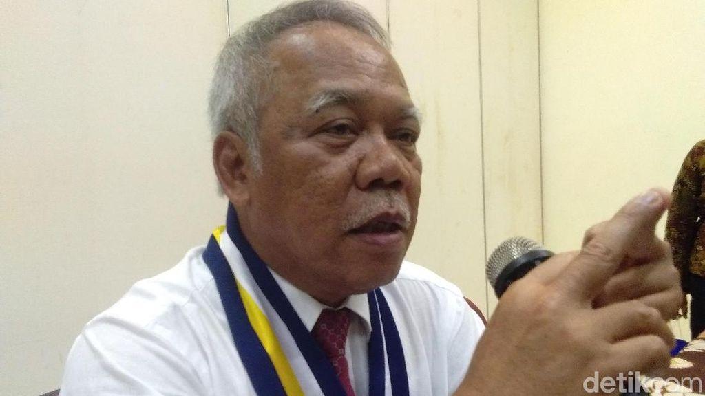Jalan Gubeng Ambles, Menteri Basuki: Harus Ada yang Tanggung Jawab