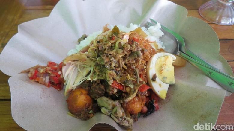 Ayam Betutu Warung Enak di Kuta (Fitraya Ramadhanny/detikTravel)