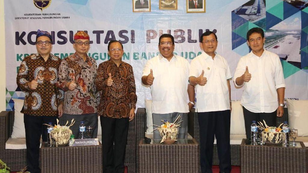 Bandara Baru di Bali Bakal Dibangun di Buleleng 2019