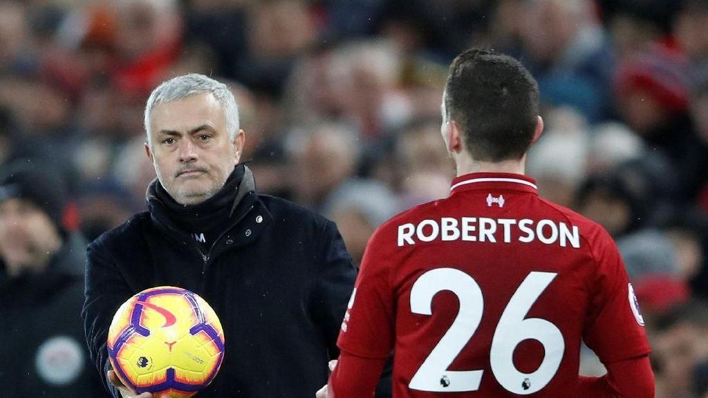 Dipecat Usai Dikalahkan Liverpool, Mourinho Bukan yang Pertama