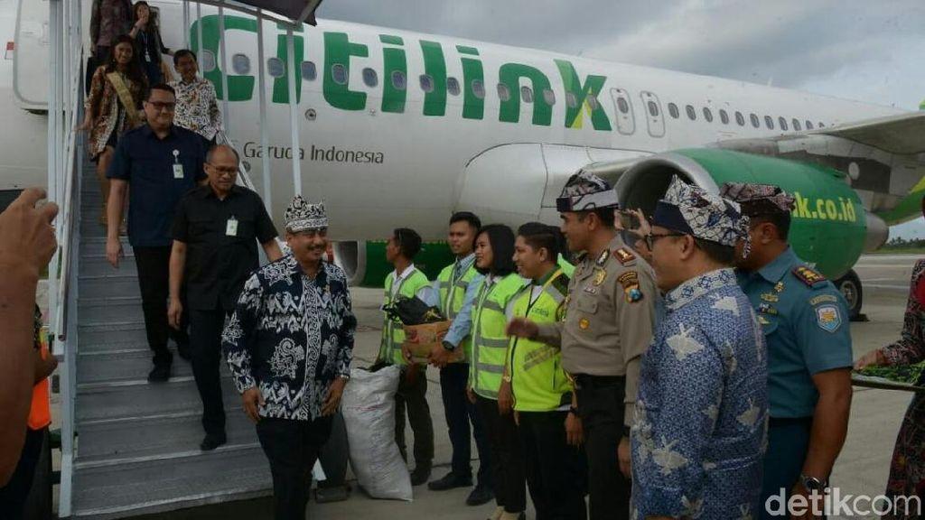Ada Penerbangan Internasional, Banyuwangi Bidik 100.000 Turis Malaysia