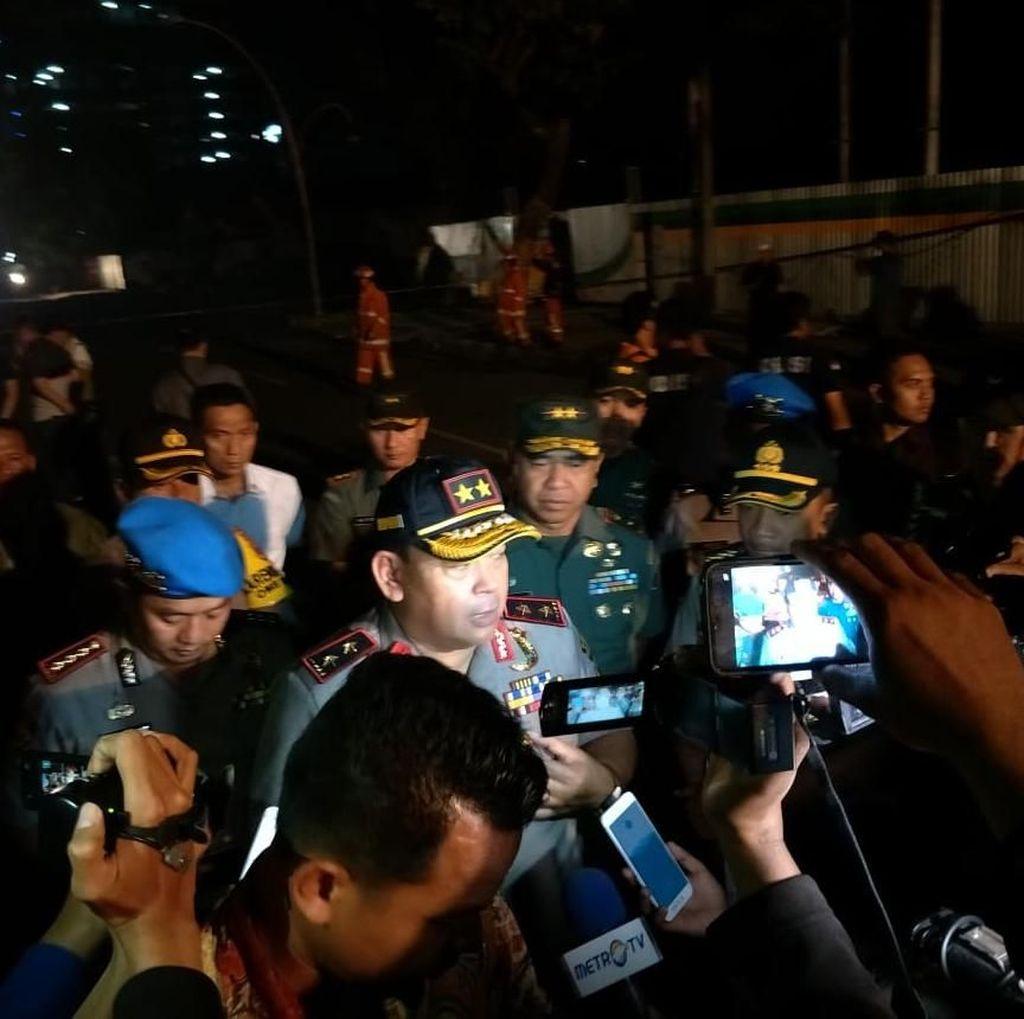 Polisi Panggil Kontraktor Proyek di Jalan Gubeng yang Amblas