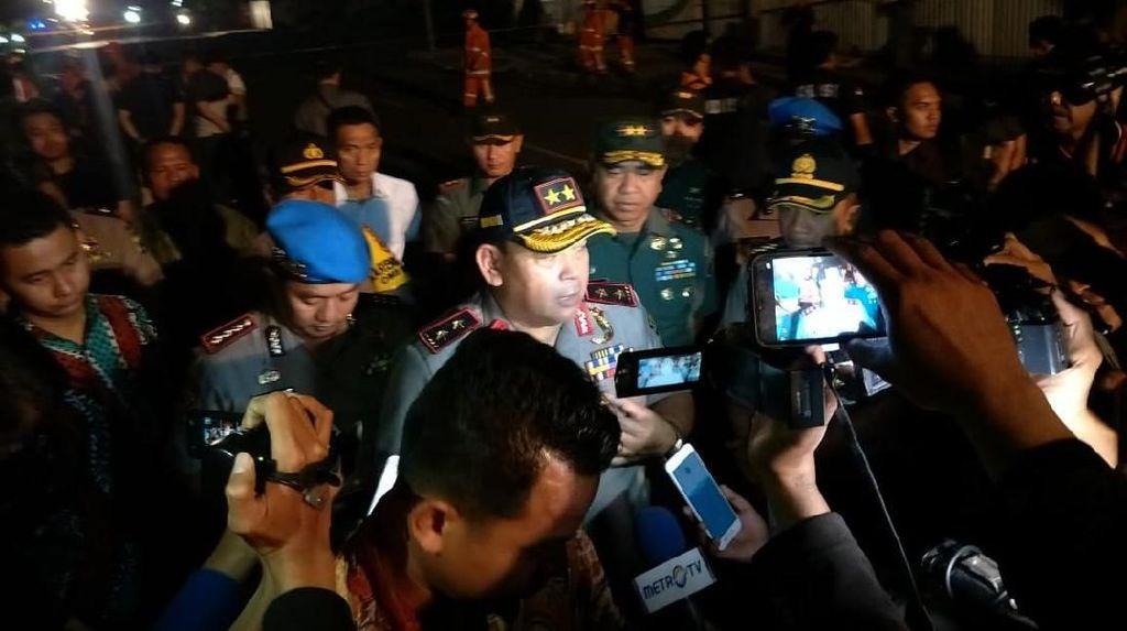 Polisi Panggil Kontraktor Proyek di Jalan Gubeng yang Ambles