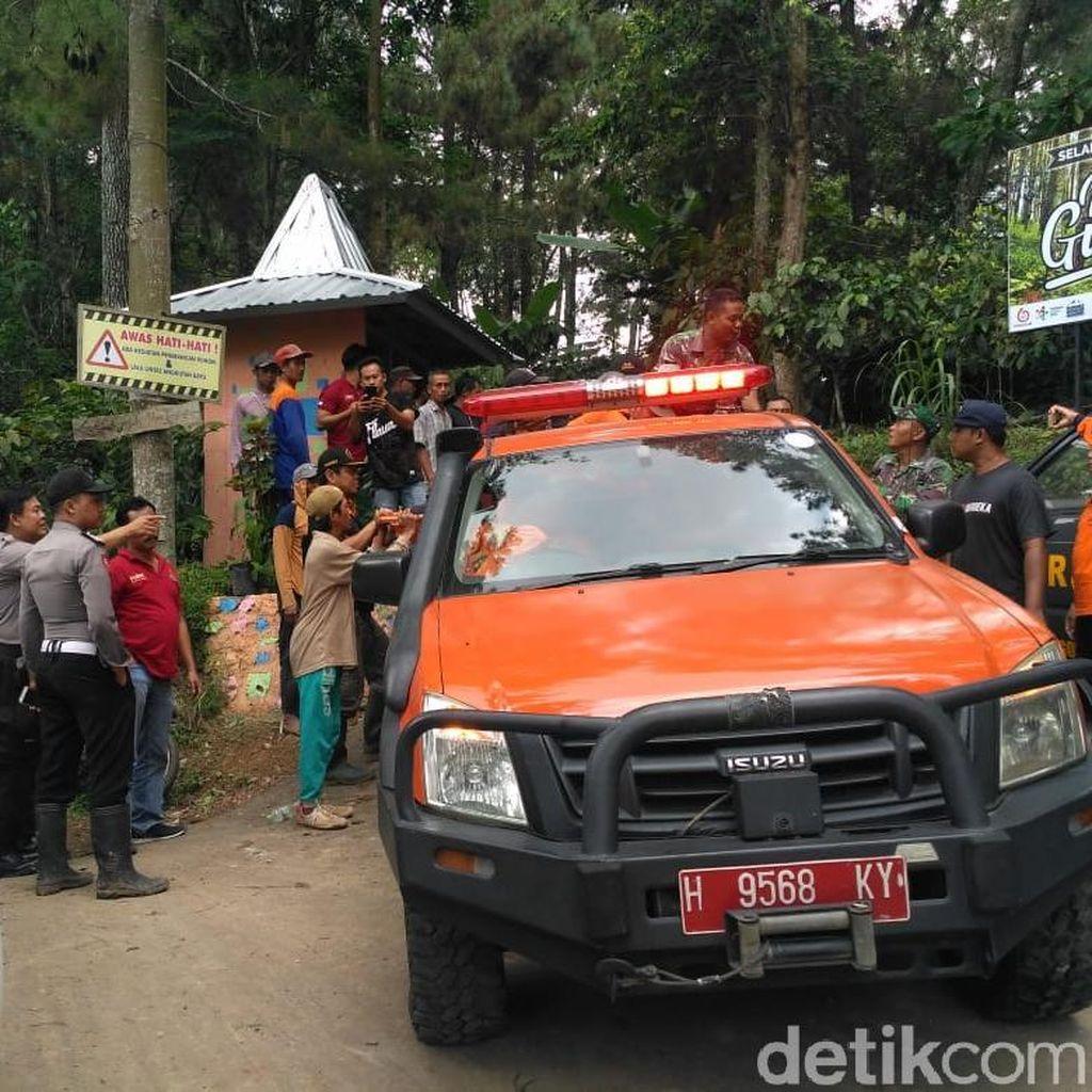 Dilaporkan Hilang, Petani di Pati Tewas Terjatuh di Lereng
