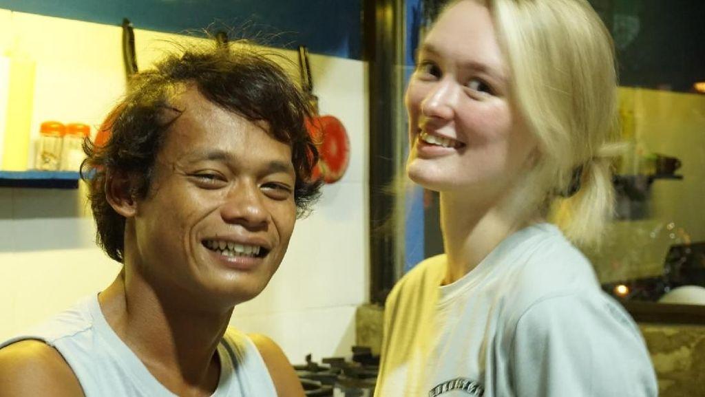 Cinta WN Inggris Polly Vs Pria Magelang Berawal dari Pantai Bali