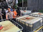 Gudang Penimbunan Solar Bersubsidi Digerebek, Dijual Harga Industri