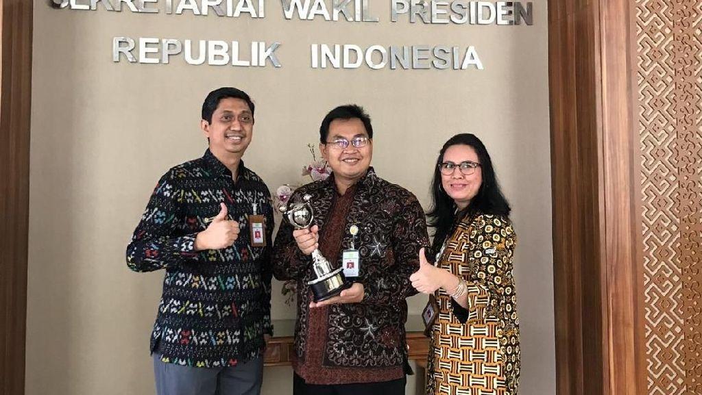Wujudkan Kesetaraan Gender, Kementan Raih Penghargaan APE 2018