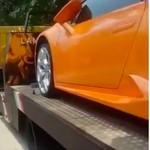 Lamborghini Hotman Paris Jadi Korban Mangkraknya Pembangunan Tol