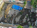 BNPB: Jalan Gubeng Ambles Bukan Likuifaksi, tapi Kesalahan Konstruksi
