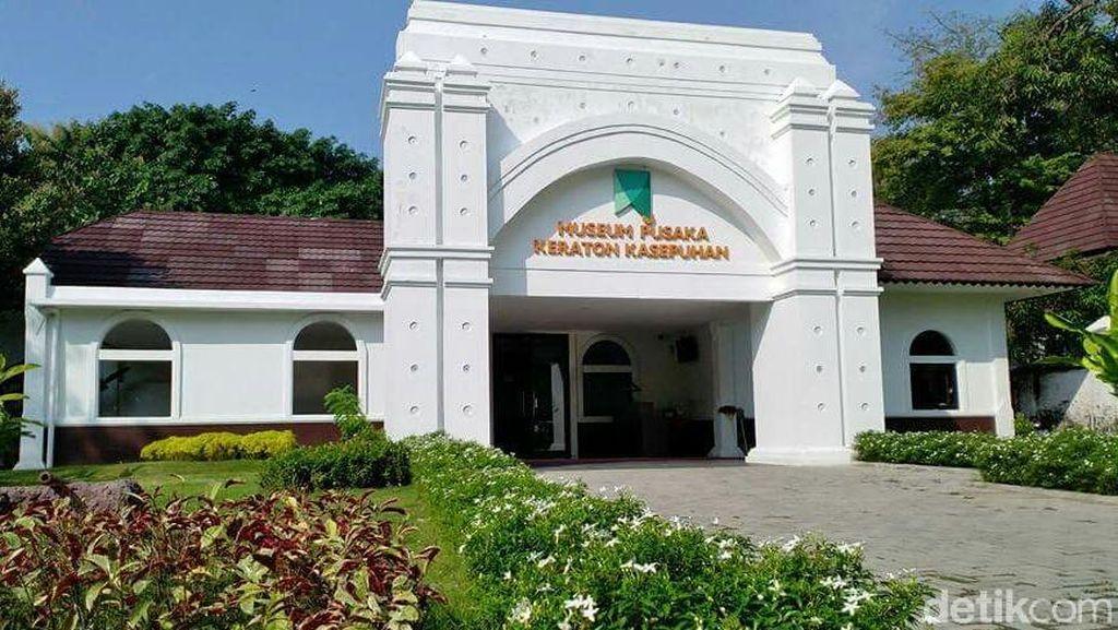 Yuk, Liburan Akhir Tahun ke Museum Keraton Cirebon