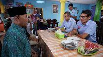 Di Malang, Sandiaga Janji Beri Pendampingan ke UMKM