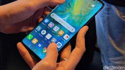 Perkuat Lini Premium, Huawei Mate20 Series Dirilis di Indonesia