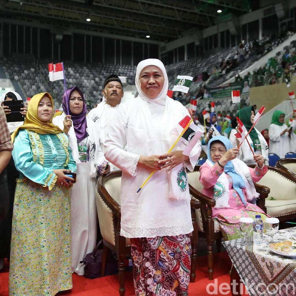 Khofifah Minta Jokowi Kerja Keras di Madura