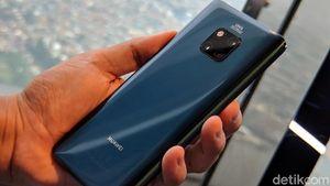 Huawei Layak Optimistis Meski Terus Dimusuhi AS
