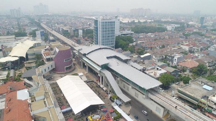 Foto: Dok. PT LRT Jakarta