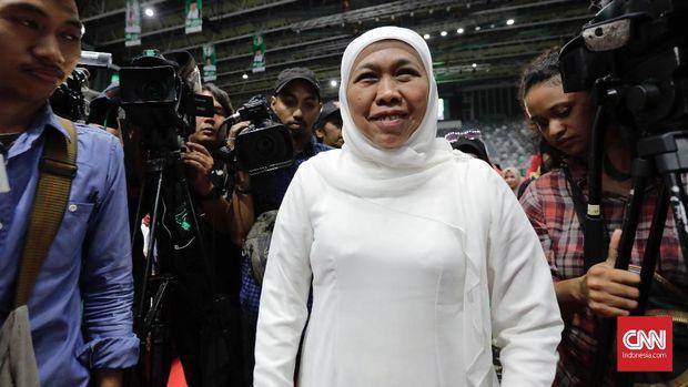 Romi Ditangkap Kpk: Romi Singgung Khofifah, Mahfud Bongkar 'Ritual' Tersangka KPK