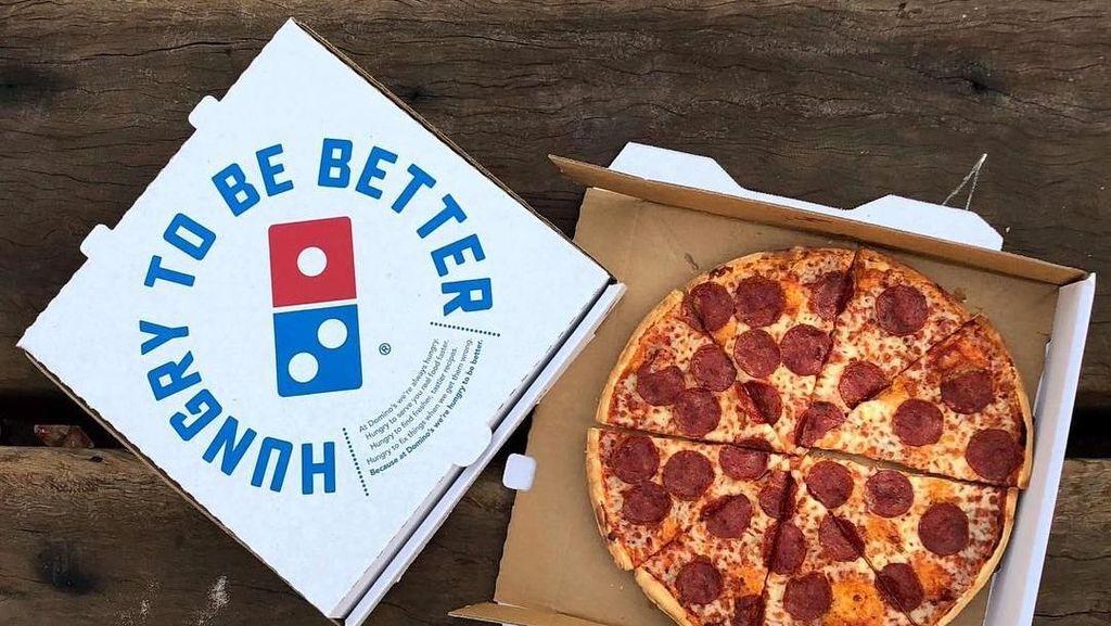 Antar Pizza Untuk Elizabeth di Istana Buckingham, Pria Ini Justru Diusir