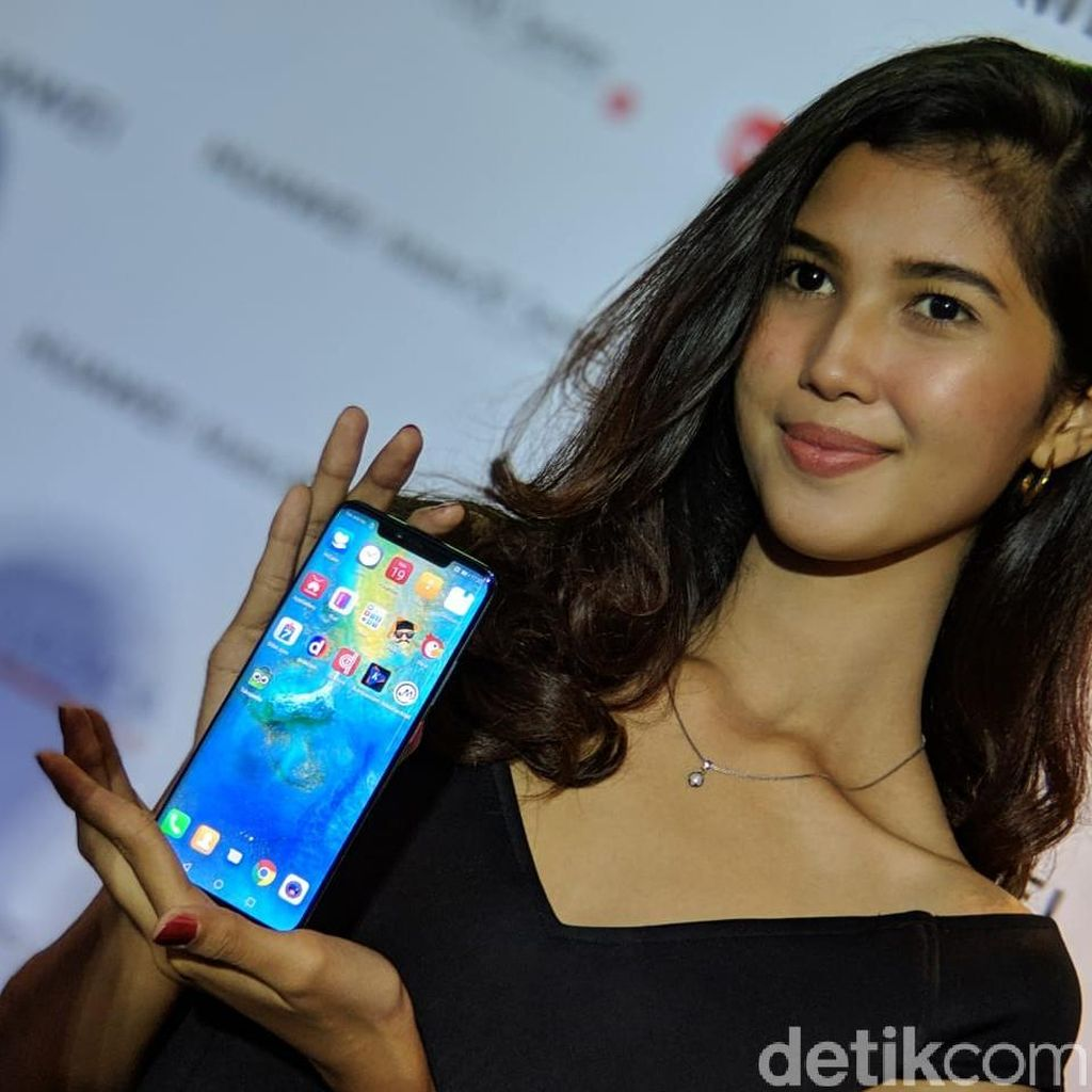 Duo Huawei Mate 20 yang Menggoda Mata dan Kantong