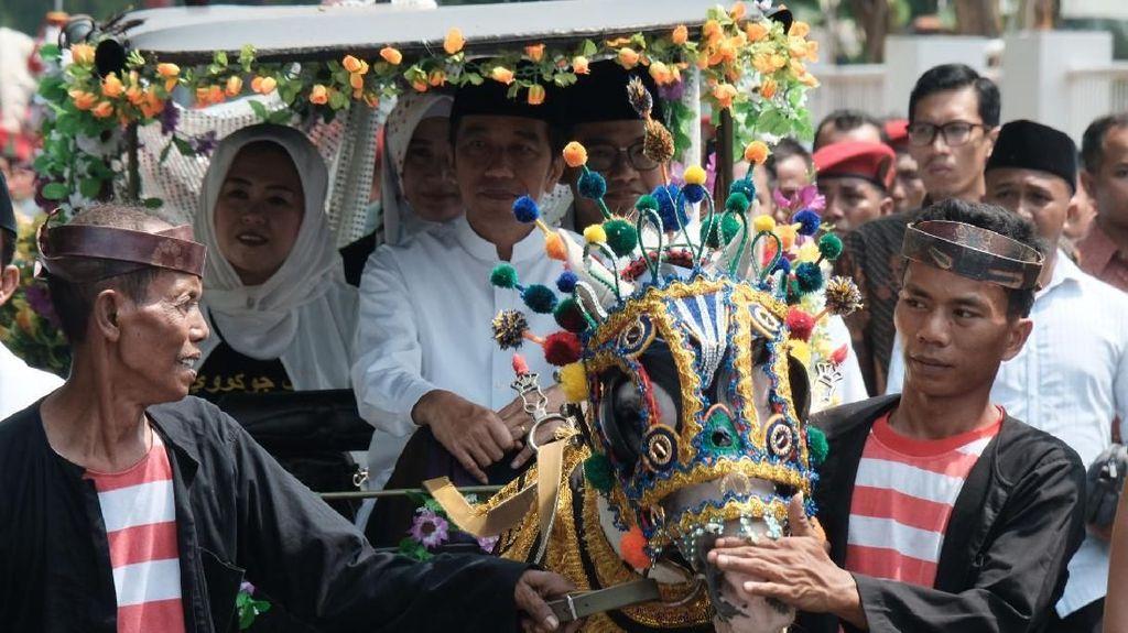 Puji Anak Jokowi Tak Minta Proyek, Yenny Wahid Bandingkan Era Terdahulu